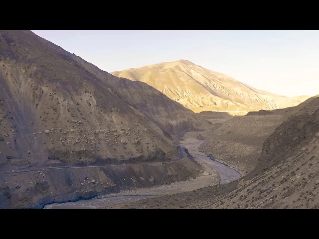 Spiti Valley Amazing Ariel View - Drone Shoot #spitivalley #transhimalayas #jeepexpedition #spiti