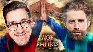 Die Pro-Bros fetzen wieder   Age of Empires II DE