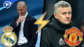 La guerre est déclarée entre le Real Madrid et Manchester United | Revue de presse