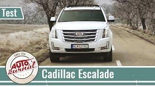 Cadillac Escalade 6.2 V8 TEST 2019: Na veľkosti záleží