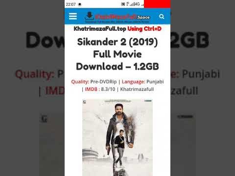 sikander-2-full-movie-kaise-download-karen-full-hd-mein-how-to-download-sikander-2-punjabi-movie