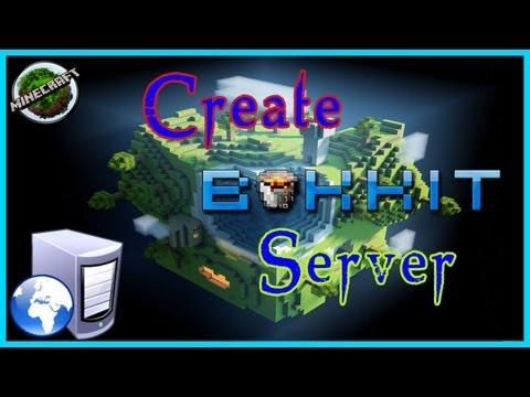 Как сделать сервер через bukkit фото 906