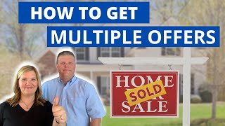 How to Get Multiple Offers On Your Home in Flower Mound, Texas