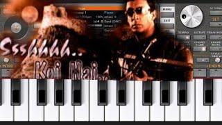Ssshhh...koi hai 'Title theme' on Piano ORG 2021 - mobile app