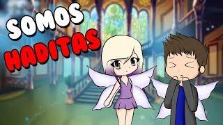 SOMOS HADITAS CON LYNA | Roblox Fairies & Mermaids Winx High School en español