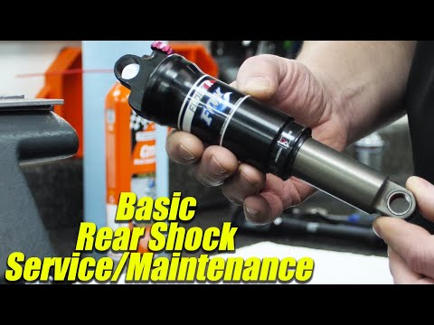 Basic Rear Shock Service & Maintenance For Your Mountain Bike - Mountain Bike Action