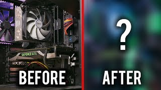 Extreme PC Makeover: SHOCKING Transformation | Pimp My Rig PILOT