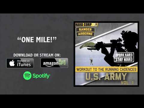 One Mile! (Airborne Ranger Cadence)
