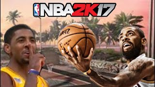 Kyrie Irving | Nba 2k17 MyPark Mixtape