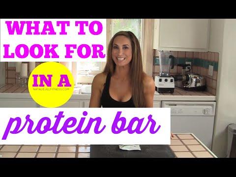 Gluten Free Vegan Protein Bars | Natalie Jill