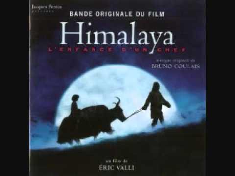Bruno Coulais - La mort de Lhakpa - Himalaya L'Enfance d'un Chef musique soundtrack.wmv