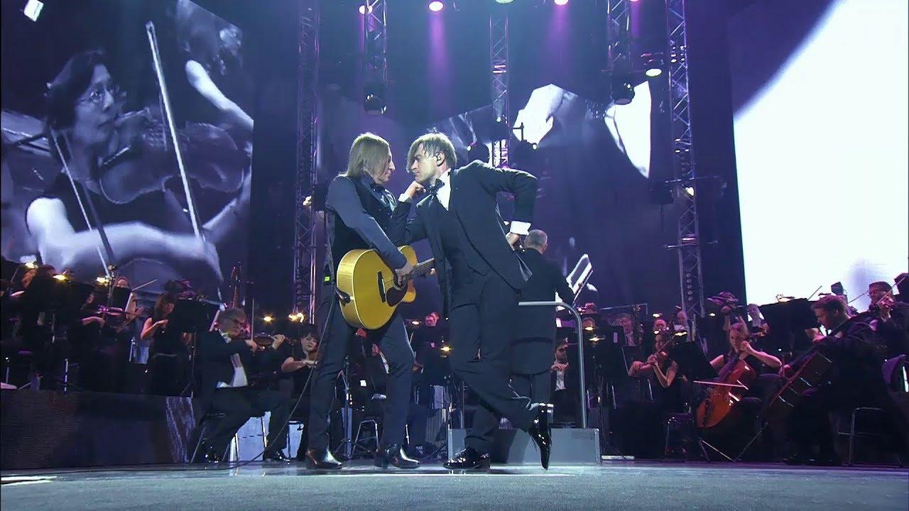 Би-2 – Лайки feat. Тина Кузнецова LIVE @ Кремль (24.03.2017)