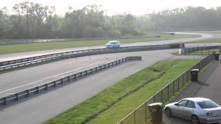 Turbo Charged Honda Odyssey One Lap of America at Autobahn