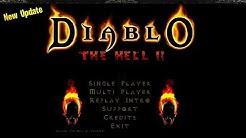 Diablo The Hell 2 (New Updated Diablo 1 Mod) New Classes / Sub classes in Diablo 1 HD Diablo 1