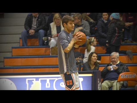 NSW Player Profile // Mitch Lewis, Naperville North Boys Basketball