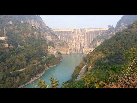 Beauty of Bhakra Nangal Dam on Winter (1080p HD)