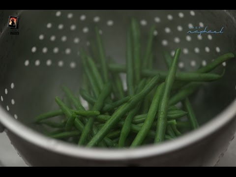 Preparing and Cooking French Beans, the How to Guide