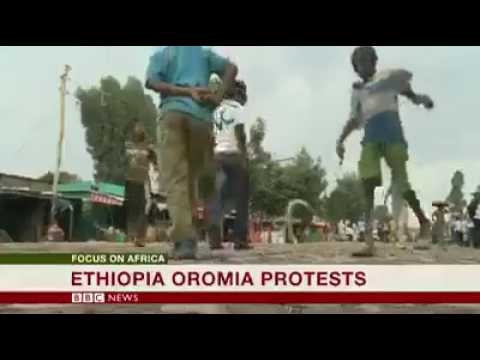 BBC reported that #OromoProtests resumed over tax increase!