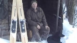 Профессиональная охота на куницу видео