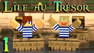 L'île au Trésor : Bonchour Maribri | 01 - Minecraft thumbnail