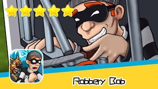 Robbery Bob SUBURBS Part3 Walkthrough Prison Bob Recommend index five stars
