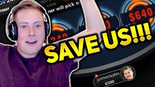CAN THIS SPIN & GO SAVE OUR SESSION!?! | PokerStaples Stream Highlights