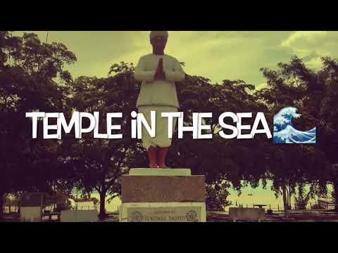 Temple in the Sea Trinidad: Siewdass Sadhu Shiva Mandir