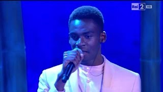 Charles Kablan - If I Ain't Got You [The Voice Of Italy 2016 - Semifinale]