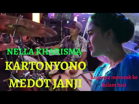 Nella Kharisma - Kartonyono Medot Janji. LAGISTA live Surabaya