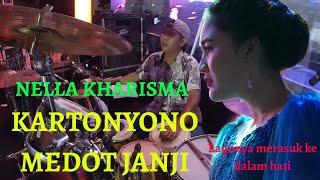 Download Nella Kharisma - Kartonyono Medot Janji. LAGISTA live Surabaya