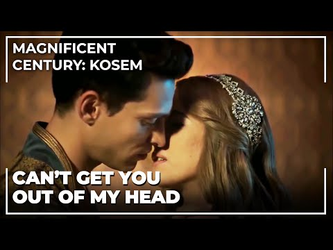 Sultan Ahmed And Anastasia Think Of Eachother | Magnificent Century: Kosem