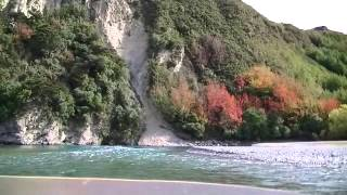 JetBoating the Waimakariri River - New Zealand, Part 2