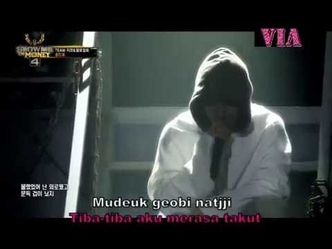 (Indo sub) Song Mino feat Taeyang - Fear (Show Me The Money 4)