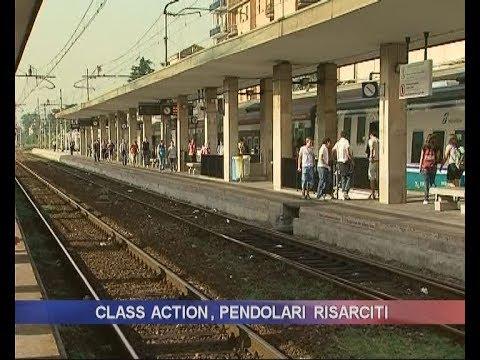 Class action, pendolari risarciti