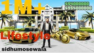 Lifestyle sidhu moose wala