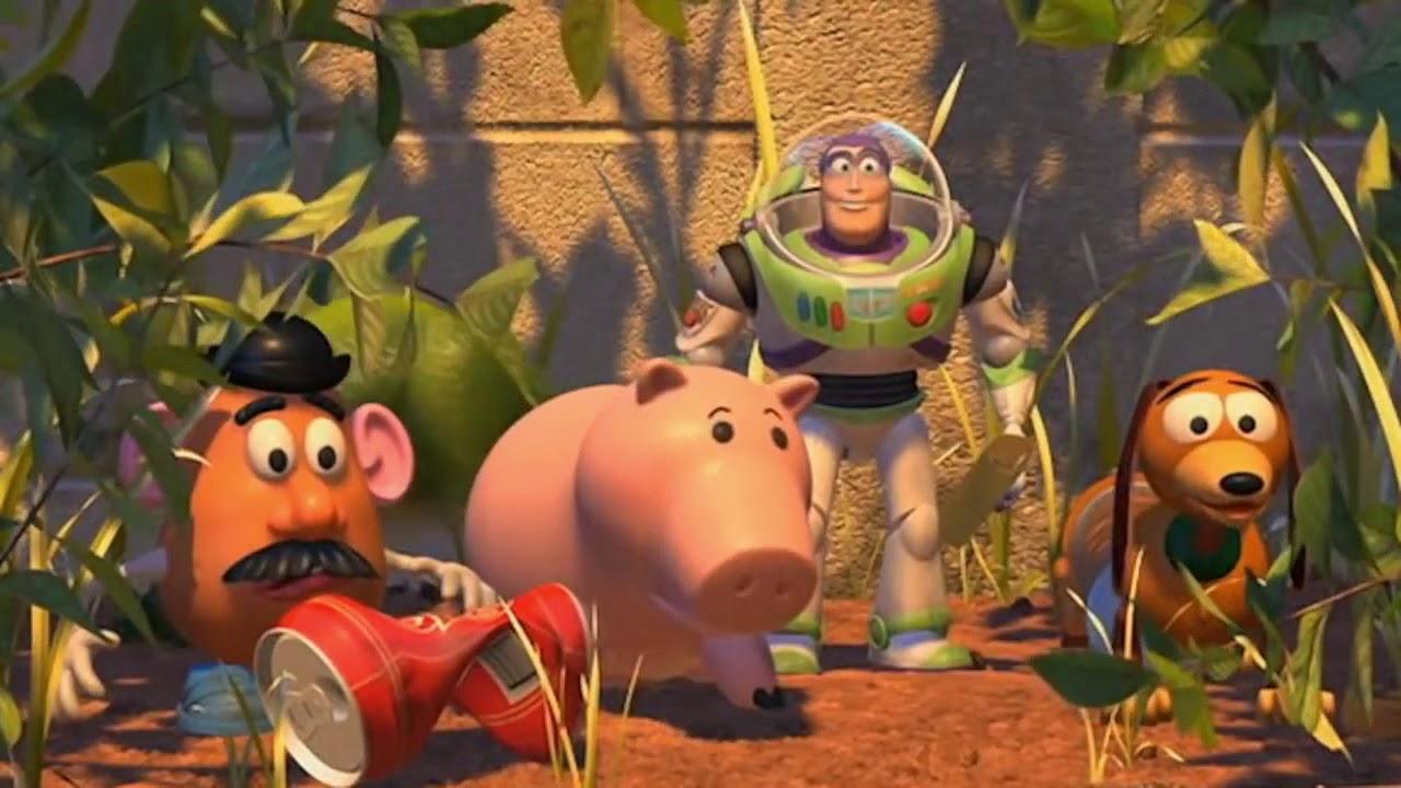 Bueno Lo Intentamos Toy Story Youtube