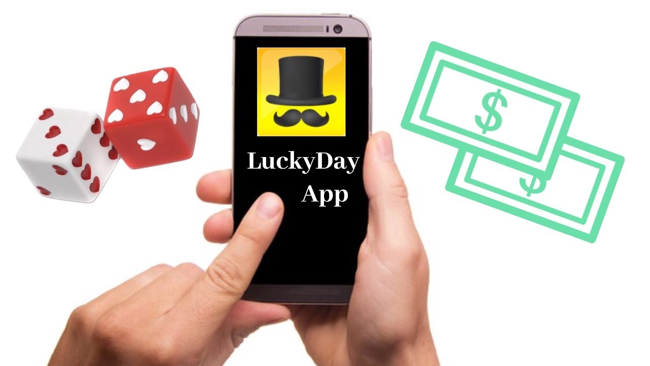 Lucky Day App Review - How to make money and Win Free Prizes