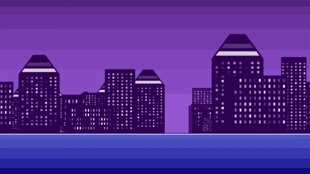 Lets create an 8bit city skyline loop with Trapcode Particular amp After Effects