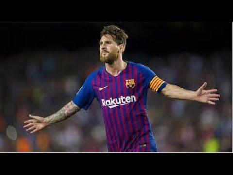 Doblete de Messi Vs Alavez - La Liga - 18/08/2018
