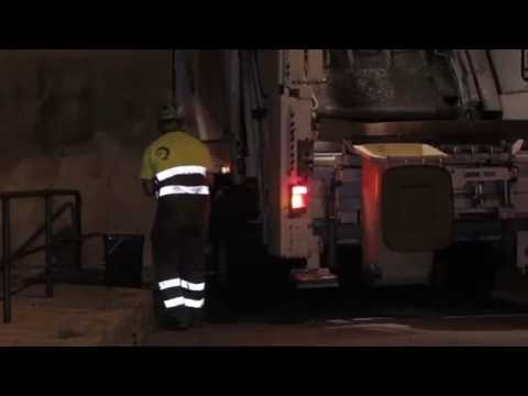 Primer recollida Porta a Porta - Prats de Lluçanès