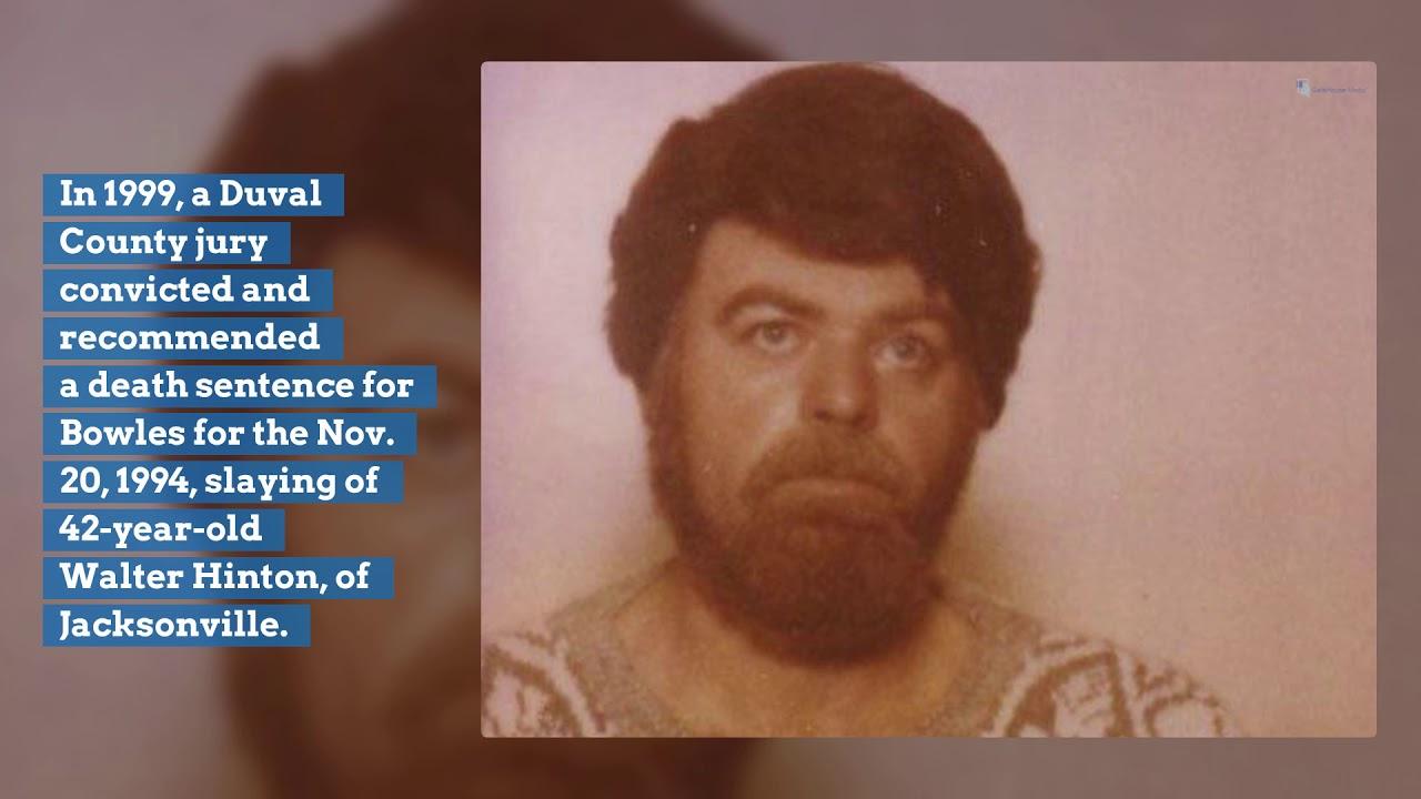 Gary Ray Bowles: Florida executes Jacksonville serial killer