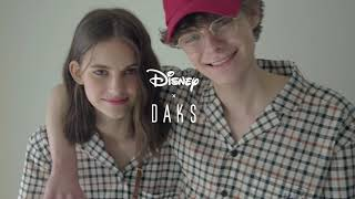 DISNEY X DAKS LOOKBOOK VIDEO | 오리지널 프로덕션