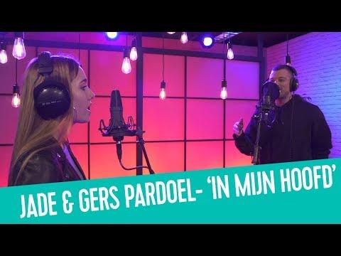 Jade & Gers Pardoel - In Mijn Hoofd | Live bij Q (The Voice Kids)