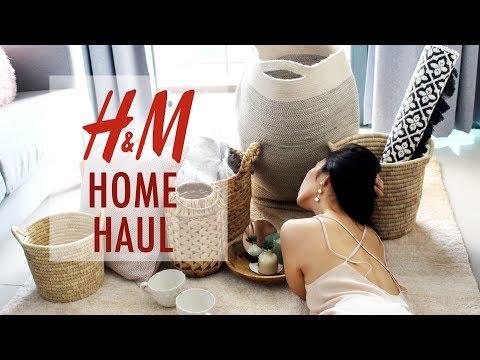 H&M Home Haul 2017 ☆