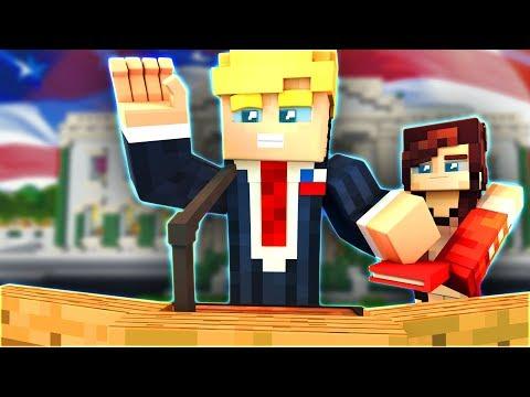 Download Youtube: Der neue Präsident von Minecraft EMPIRE!