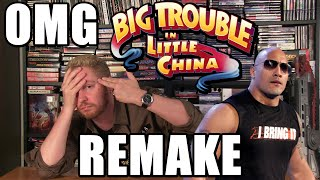 Dwayne Johnson In BIG TROUBLE IN LITTLE CHINA Remake?! OMG - Happy Console Gamer
