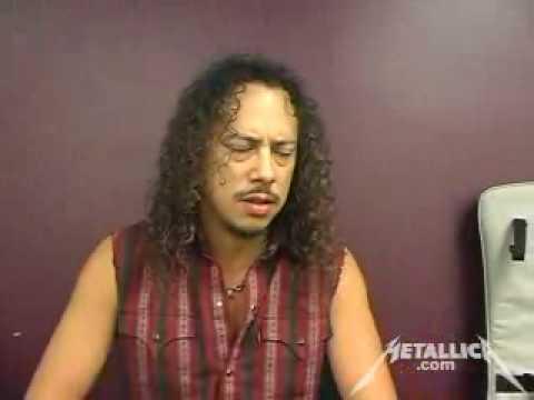 Kirk Hammett Vlog
