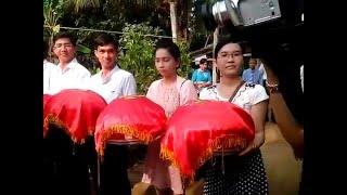 Đám hỏi miền Tây đi thuyền trên sông Tiền Hòa Thoa TGCG full