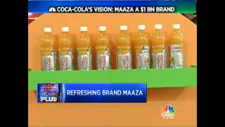 Refreshing Brand Maaza