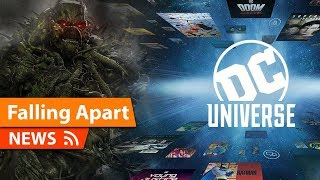 Swamp Thing Production stopped DC Universe Future in Question